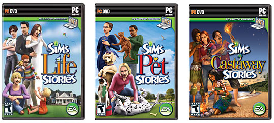 The Sims 2 Story Mode